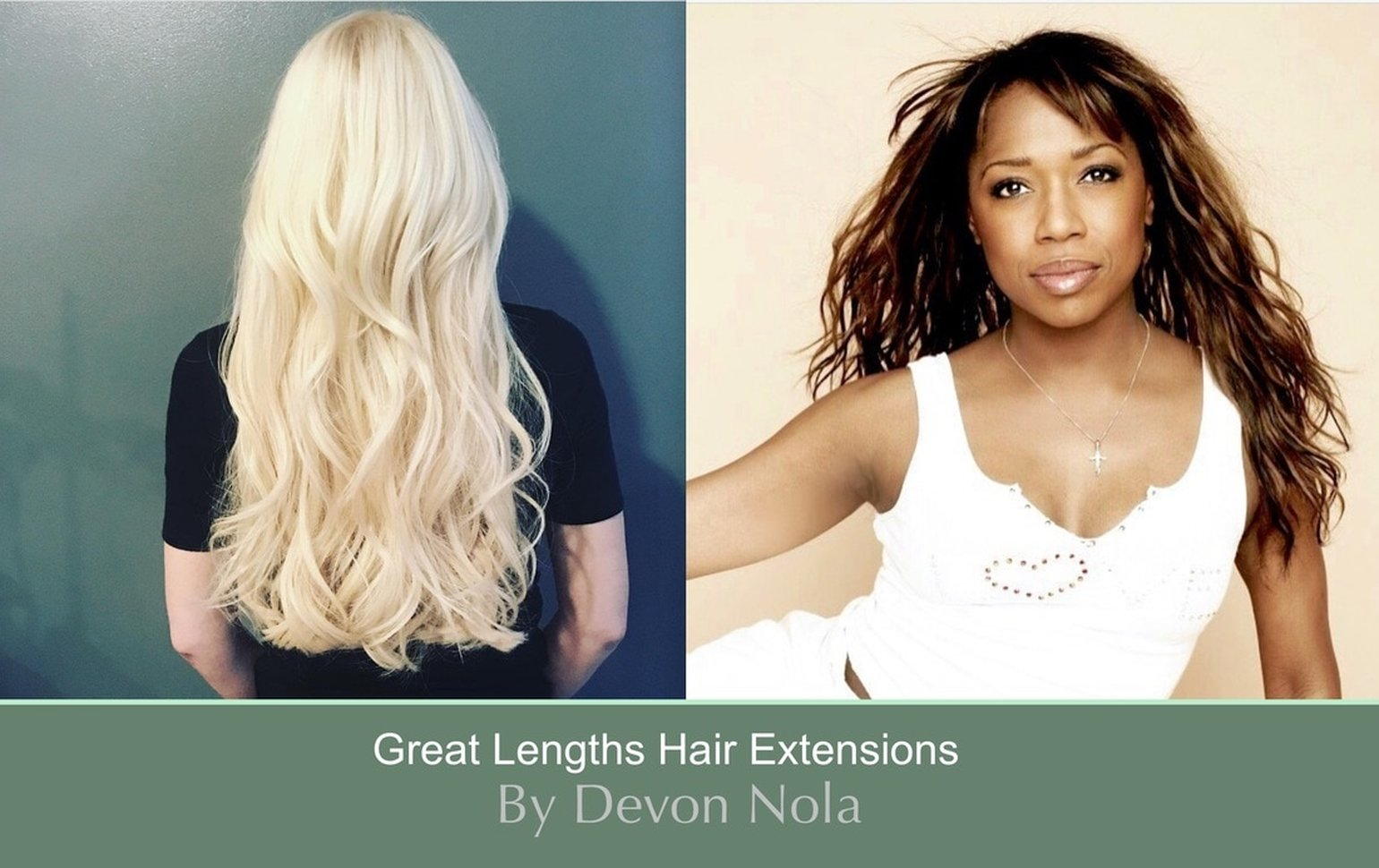 Great Lengths Hair Extensions NYC