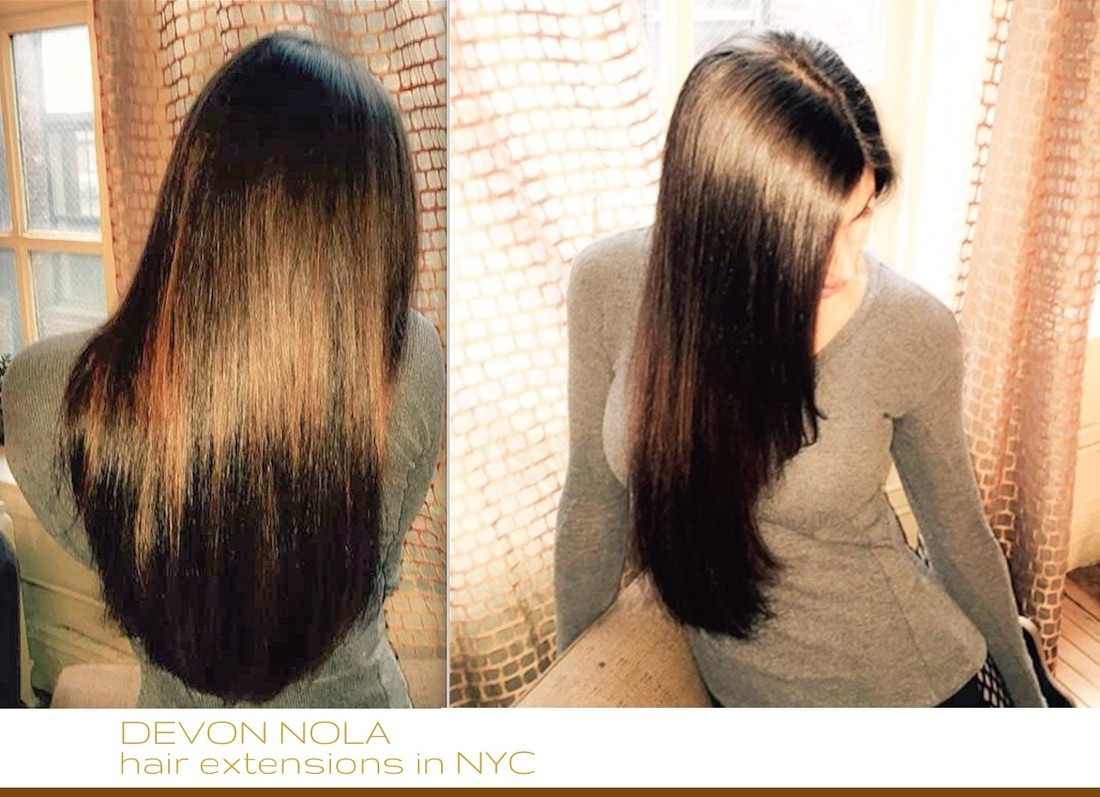Hair Extensions Manhattan Nyc Great Lengths Hair Extensions