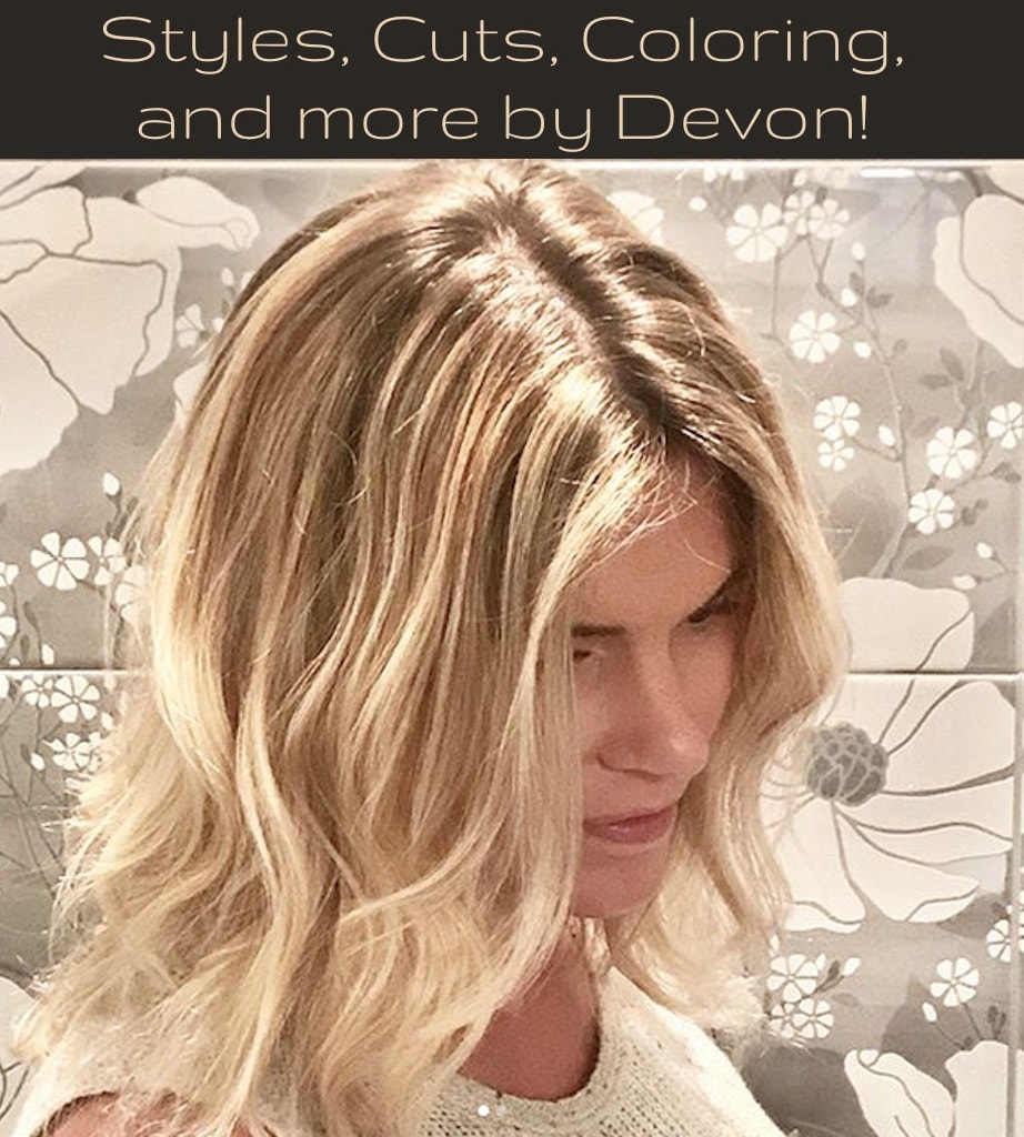 Devon Nola Hair Services Prices - Hair Extensions Manhattan NYC